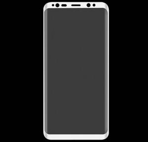 Artis 2.5D | Цветное защитное стекло на весь экран для Samsung G950 Galaxy S8 / S9 на весь экран