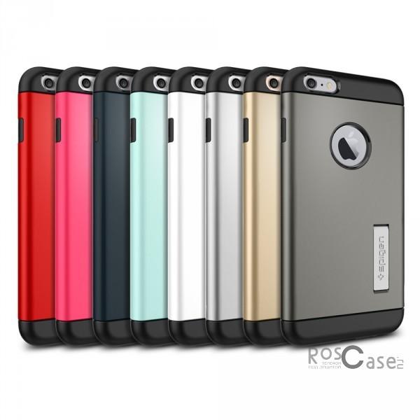 фото пластиковая накладка SGP Slim Armor Series для Apple iPhone 6/6s plus (5.5