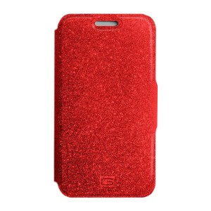 "Gresso ""Шайн"" | Стильный блестящий защитный чехол-книжка для Samsung Galaxy Note 7 FE (N935)"