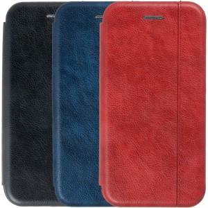 Open Color 2 | Чехол-книжка на магните для Huawei Honor Play с подставкой и внутренним карманом