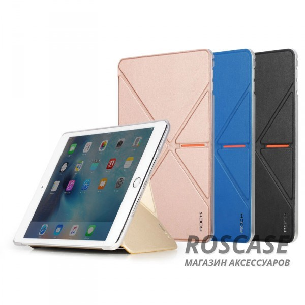 фото кожаный чехол (книжка) Rock Devita Series для Apple iPad mini 4
