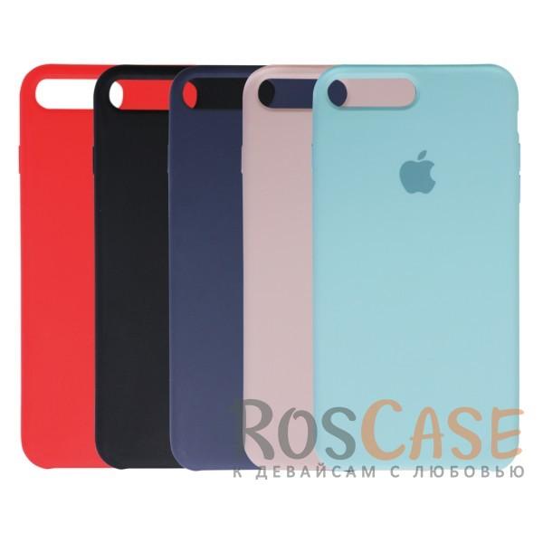 Оригинальный силиконовый чехол для Apple iPhone 7 plus (5.5)Описание:материал - силикон;совместим с Apple iPhone 7 plus (5.5);тип чехла - накладка.<br><br>Тип: Чехол<br>Бренд: Epik<br>Материал: Силикон