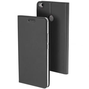 Dux Ducis | Чехол-книжка для Xiaomi Mi Max 2 с подставкой и карманом для визиток