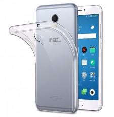 Ультратонкий силиконовый чехол для Meizu MX6