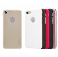 "фото  Матовый чехол Nillkin Super Frosted Shield  для Apple iPhone 8 (4.7"")"