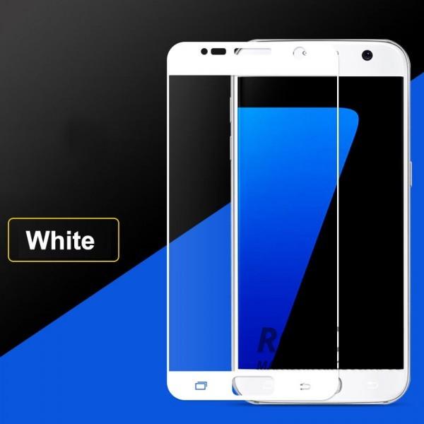 Защитное стекло CP+ на весь экран (цветное) для Samsung G930F Galaxy S7 (Белый)Описание:компания&amp;nbsp;Epik;совместимо с Samsung G930F Galaxy S7;материал: закаленное стекло;тип: защитное стекло на экран.Особенности:полностью закрывает дисплей;толщина - 0,3 мм;цветная рамка;прочность 9H;покрытие анти-отпечатки;защита от ударов и царапин.<br><br>Тип: Защитное стекло<br>Бренд: Epik