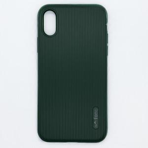 Силиконовая накладка Fono для iPhone XS Max
