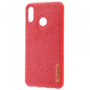 Label Textile   Ультратонкий чехол для Xiaomi Mi 8 с текстильным покрытием