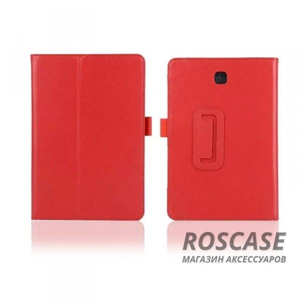 Кожаный чехол-книжка TTX c функцией подставки для Samsung Galaxy Tab A 8.0 T350 (Красный)Описание:разработка и изготовление&amp;nbsp;TTX;изготовлен из синтетической кожи;фактурная поверхность;внутри отделан микрофиброй;тип конструкции: чехол-книжка;совместим с Samsung Galaxy Tab A 8.0 T350.&amp;nbsp;Особенности:износостойкий;добротный классический дизайн;может выполнять функцию подставки;широкая палитра цветов;легко очищается.<br><br>Тип: Чехол<br>Бренд: TTX<br>Материал: Искусственная кожа