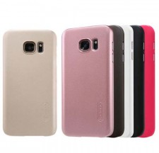 фото Матовый чехол Nillkin Super Frosted Shield для Samsung G930F Galaxy S7 (+ пленка)