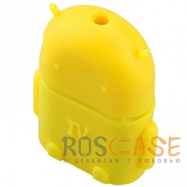 фото microUSB to USB OTG adapter Navsailor (B101)