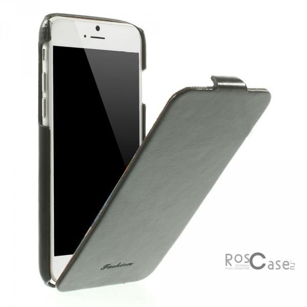 Кожаный чехол (флип) Fashion для Apple iPhone 6/6s (4.7)Описание:производитель  -  Epik;совместим с Apple iPhone&amp;nbsp;6/6s (4.7);материал  -  искусственная кожа;тип  -  флип.&amp;nbsp;Особенности:мягкий;имеет все необходимые вырезы;легко очищается;безмагнитная застежка;не увеличивает габариты;защищает от ударов и царапин;морозоустойчивый.<br><br>Тип: Чехол<br>Бренд: Epik<br>Материал: Искусственная кожа