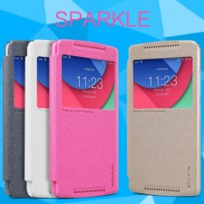 Nillkin Sparkle | Чехол-книжка с окошком для Lenovo Vibe X3 Lite (A7010) / K4 Note