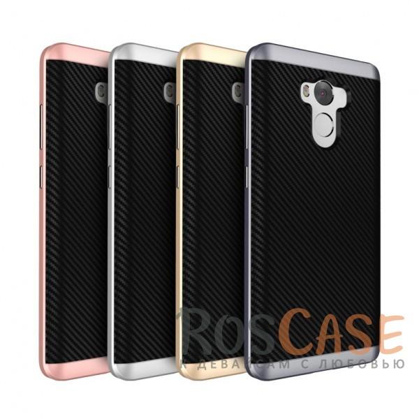 Двухкомпонентный чехол iPaky (original) Hybrid со вставкой цвета металлик для Xiaomi Redmi 4 Pro / Redmi 4 PrimeОписание:производитель - iPaky;разработан для Xiaomi Redmi 4 Pro / Redmi 4 Prime;материал: термополиуретан, поликарбонат;форма: накладка на заднюю панель.Особенности:эластичный;рельефная поверхность;прочная окантовка;ультратонкий;надежная фиксация.<br><br>Тип: Чехол<br>Бренд: iPaky<br>Материал: TPU