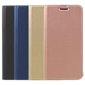 Dux Ducis | Чехол-книжка для Xiaomi Redmi Note 4 (MTK) с подставкой и карманом для визиток
