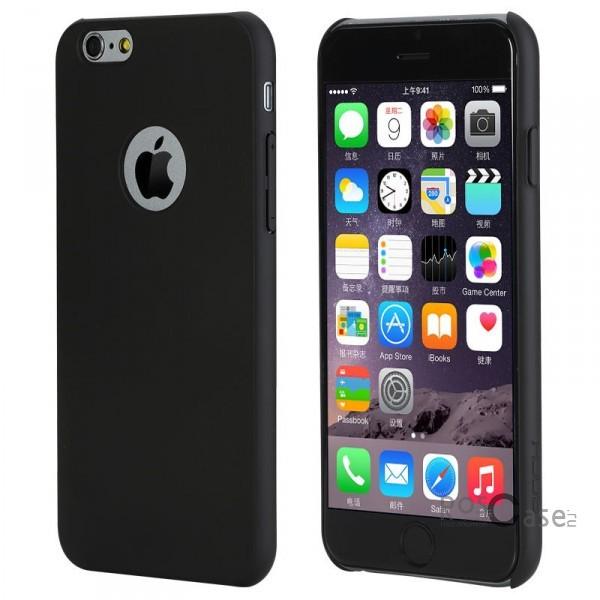 Пластиковая накладка Rock Glory Series для Apple iPhone 6/6s plus (5.5) (Черный / Black)Описание:производитель  -  Rock;совместимость: Apple iPhone 6/6s plus (5.5);материал  -  поликарбонат;тип  -  накладка.&amp;nbsp;Особенности:соответствие всех вырезов функциям;прозрачный;не трескается;надежная система крепления;на нем не видны отпечатки пальцев;яркие цвета.<br><br>Тип: Чехол<br>Бренд: ROCK<br>Материал: Пластик