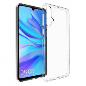 Clear Original | Прозрачный TPU чехол 2мм  для Huawei P20 Lite (2019)