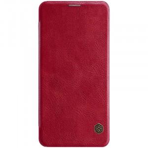 Nillkin Qin натур. кожа | Чехол-книжка для Huawei Honor Note 10