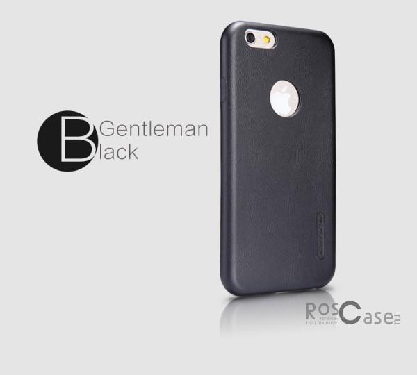 Чехол накладка Nillkin Victoria Series для Apple iPhone 6/6s (4.7) (Черный)Описание:производитель  -  фирма Nillkin;разработан специально для Apple iPhone 6/6s (4.7);материал  -  искусственная кожа;тип  -  накладка.&amp;nbsp;Особенности:мягкая на ощупь;все функциональные вырезы на своих местах;не остаются отпечатки пальцев;тонкий дизайн;защищает от царапин и падений;не скользит.<br><br>Тип: Чехол<br>Бренд: Nillkin<br>Материал: Искусственная кожа
