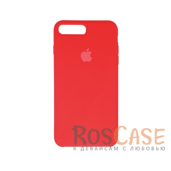 Оригинальный силиконовый чехол для Apple iPhone 7 plus (5.5) (Красный)Описание:материал - силикон;совместим с Apple iPhone 7 plus (5.5);тип чехла - накладка.<br><br>Тип: Чехол<br>Бренд: Epik<br>Материал: Силикон
