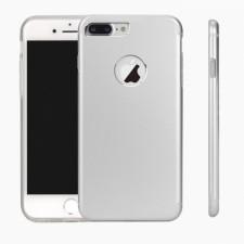 """Алюминиевый чехол для Apple iPhone 7 plus / 8 plus (5.5"""") c силиконовой основой"""