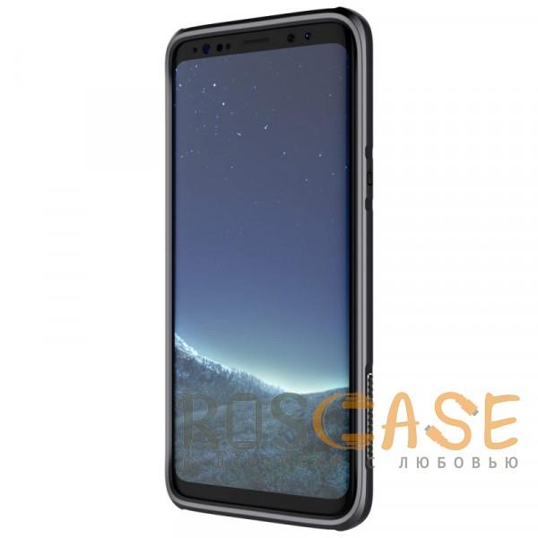 Изображение Черный Nillkin Defender 2 | Противоударный чехол для Samsung Galaxy S9