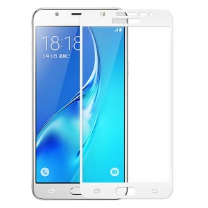 5D защитное стекло для Samsung J330 Galaxy J3 (2017) на весь экран