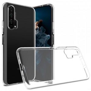 Прозрачный силиконовый чехол для Huawei Honor 20 Pro