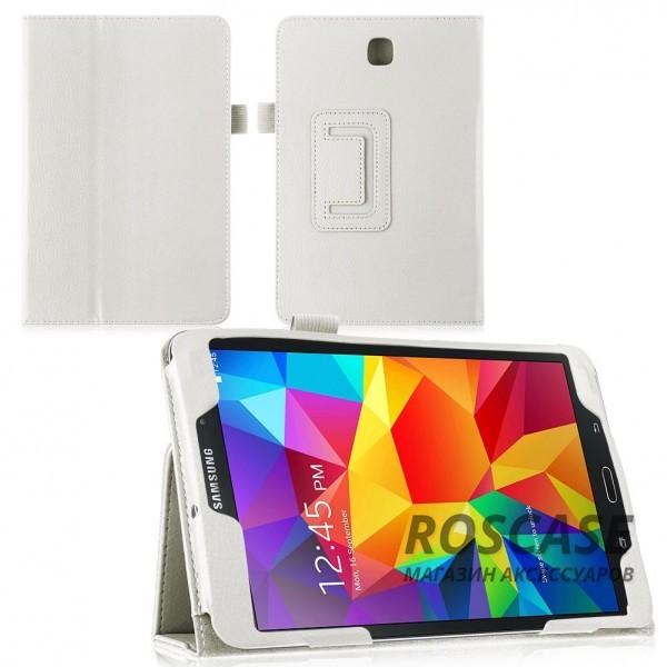 Кожаный чехол-книжка TTX с функцией подставки для Samsung Galaxy Tab S2 9.7 (Белый)Описание:производитель  - &amp;nbsp;TTX;совместимость - Samsung Galaxy Tab S2 9.7;материалы  -  кожзам, микрофибра;форма  -  чехол-книжка.&amp;nbsp;Особенности:трансформируется в подставку;имеет все функциональные отверстия;легко устанавливается и снимается;тонкий и легкий;защищает от царапин и ударов;устойчив к низким температурам.<br><br>Тип: Чехол<br>Бренд: TTX<br>Материал: Искусственная кожа