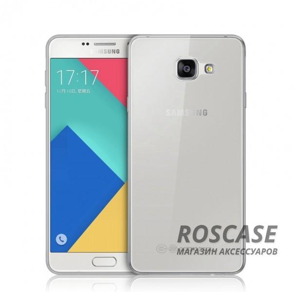 Ультратонкий силиконовый чехол Ultrathin 0,33mm для Samsung A510F Galaxy A5 (2016)Описание:бренд&amp;nbsp;Epik;разработан для Samsung A510F Galaxy A5 (2016);материал: термополиуретан;тип: накладка.&amp;nbsp;Особенности:толщина накладки - 0,33 мм;прозрачный;эластичный;надежно фиксируется;есть все функциональные вырезы.<br><br>Тип: Чехол<br>Бренд: Epik<br>Материал: TPU