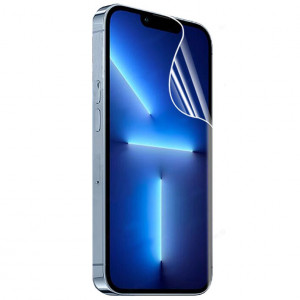 Гидрогелевая защитная пленка Rock для iPhone 13 Pro Max
