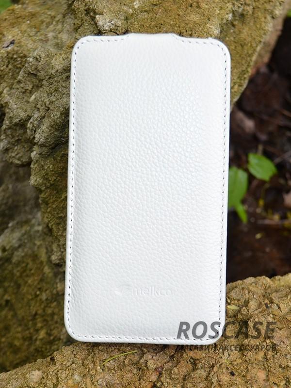 Кожаный чехол Melkco (JT) для Samsung A300H / A300F Galaxy A3 (Белый)Описание:производитель:&amp;nbsp;Melkco;совместимость: Samsung A300H / A300F Galaxy A3;материал: натуральная кожа;тип: флип вниз.&amp;nbsp;Особенности:в наличии все функциональные вырезы;строчный шов по периметру;элегантный дизайн;фактурная поверхность;не скользит в руках;уникальный механизм закрытия - Jacka Type.<br><br>Тип: Чехол<br>Бренд: Melkco<br>Материал: Натуральная кожа