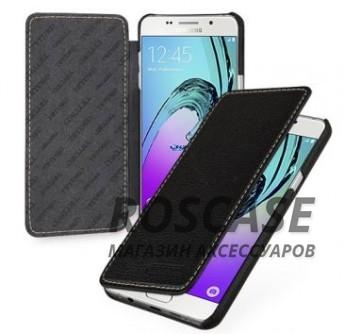 Кожаный чехол (книжка) TETDED для Samsung A510F Galaxy A5 (2016) (Черный / Black)Описание:изготовлен фирмой&amp;nbsp;TETDED;подходит для Samsung A510F Galaxy A5 (2016);материал  -  натуральная кожа;формат  -  чехол-книжка.&amp;nbsp;Особенности:имеет все функциональные вырезы;легко устанавливается и снимается;тонкий дизайн;защищает от механических повреждений;не выцветает.<br><br>Тип: Чехол<br>Бренд: TETDED<br>Материал: Натуральная кожа
