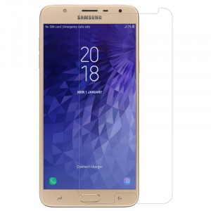 Nillkin Crystal | Прозрачная защитная пленка для Samsung Galaxy J7 Duo