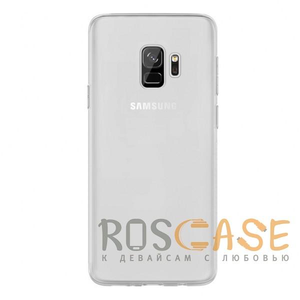 Фото Прозрачный J-Case THIN | Гибкий силиконовый чехол для Samsung Galaxy S9