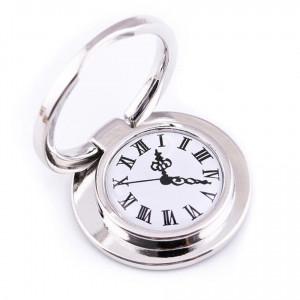 """Универсальный магнитный держатель с кольцом для телефона """"Часы"""""""