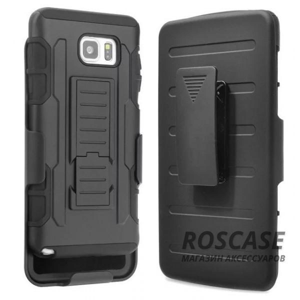Антиударный чехол с тройной броней PANZER Samsung Galaxy S6 Edge с креплением на пояс и подставкой (Черный)Описание:совместим с Samsung G925 Galaxy S6 Edge;материалы: поликарбонат, силикон;тип: накладка на заднюю панель и на экран.&amp;nbsp;Особенности:ударопрочный;укрепленный корпус;функция подставки;крепление на пояс;защита на экран;имеет хорошее сцепление с поверхностями.<br><br>Тип: Чехол<br>Бренд: Epik<br>Материал: Силикон