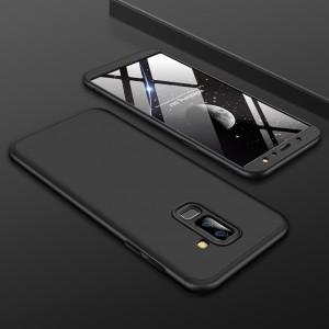 GKK LikGus 360° | Двухсторонний чехол для Samsung Galaxy A6 Plus (2018) с защитными вставками