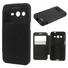 фото Чехол (книжка) Mercury Wow Bumper series для Samsung G355 Galaxy Core 2