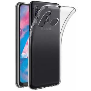 Clear Original | Прозрачный TPU чехол 2мм  для Samsung Galaxy A40s