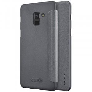 Nillkin Sparkle | Чехол-книжка для Samsung A530 Galaxy A8 (2018)