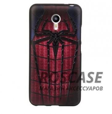 Чехол-накладка Rebus для Meizu M2 Note (Spiderman)Описание:разработан для Meizu M2 Note;материал: пластик;форма: накладка.&amp;nbsp;Особенности:ультратонкое исполнение;полный набор функциональных прорезей;оригинальный дизайн;высокоэффективный уровень защиты;износостойкая поверхность.<br><br>Тип: Чехол<br>Бренд: Epik<br>Материал: Пластик