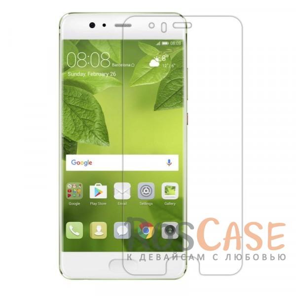 Матовая антибликовая защитная пленка Nillkin на экран со свойством анти-шпион для Huawei P10 Plus (Матовая)