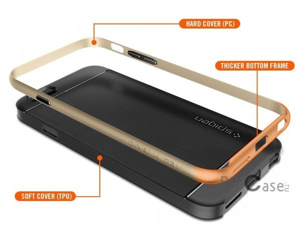 фото чехол SGP Neo Hybrid Series для Apple iPhone 6/6s (4.7