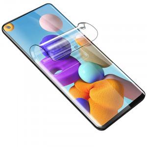 Гидрогелевая защитная пленка Rock  для Samsung Galaxy A21s