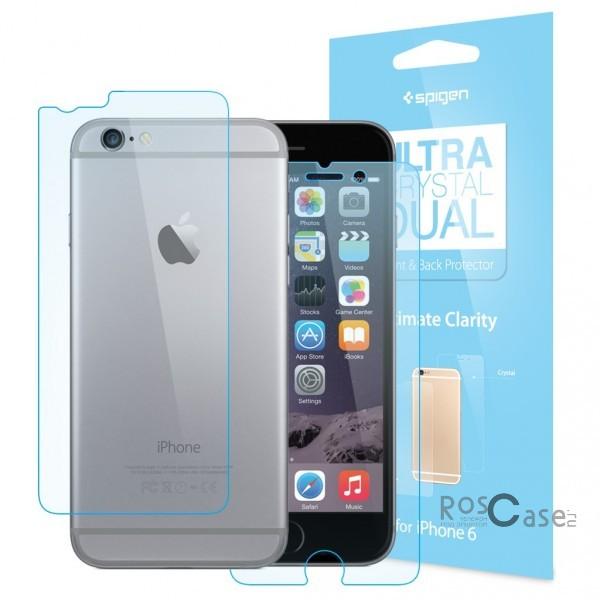 """фото защитная пленка SGP Steinheil Series для Apple iPhone 6/6s (4.7"""")"""