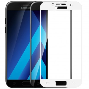 5D защитное стекло  для Samsung Galaxy A7 2017 (A720F)