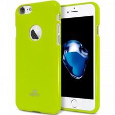 "Mercury Jelly Pearl Color | Яркий силиконовый чехол для для Apple iPhone 7 (4.7"")"