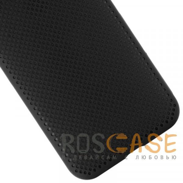 Изображение Черный Air Color Slim | Силиконовый чехол для Samsung Galaxy S9 с перфорацией