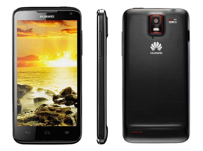 Huawei U9500 (Ascend D1)